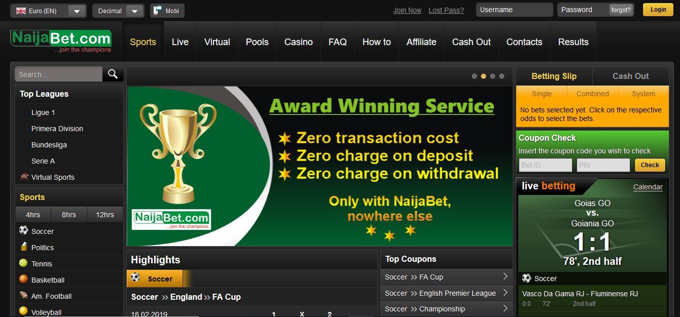 NaijaBet- Nigeriabet24
