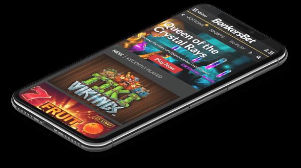 BonkersBet mobile