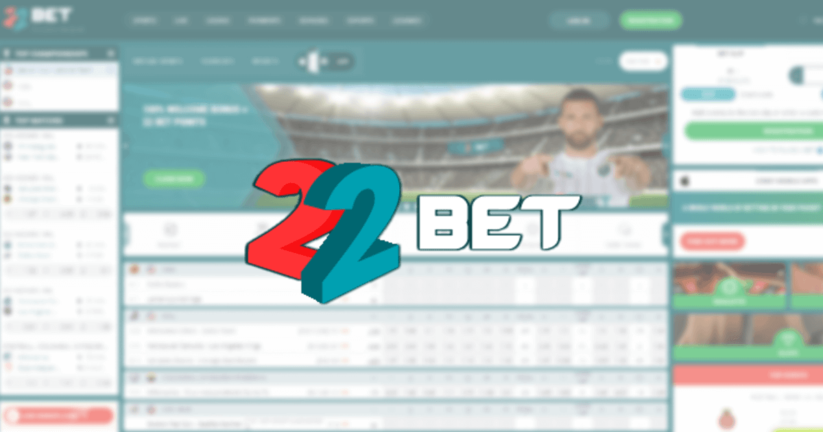 22bet featured