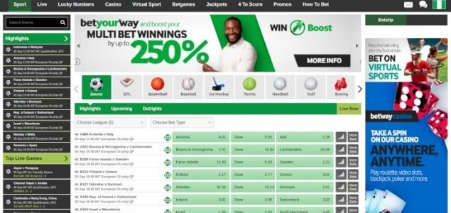 betway home review