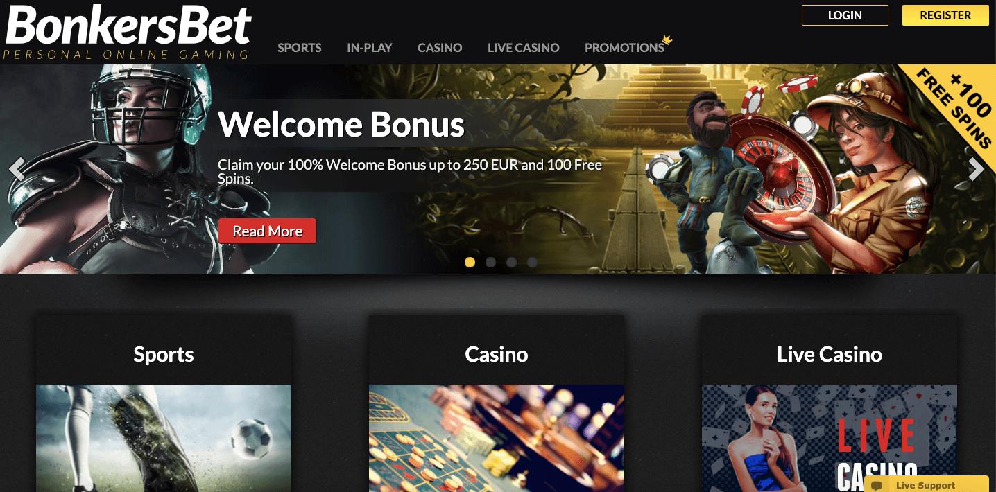 LSbet homepage