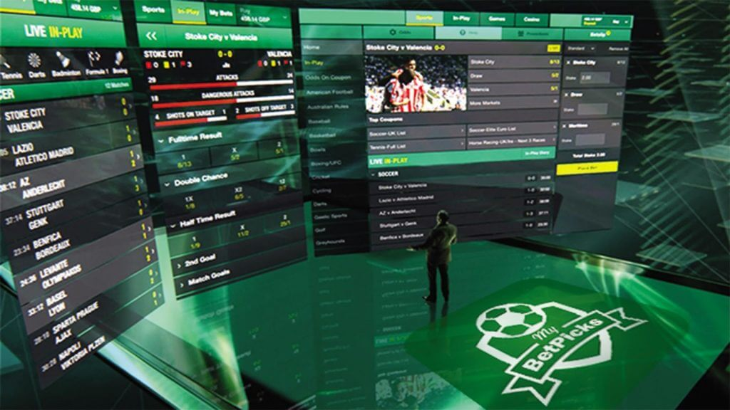 Live betting sites in Nigeria