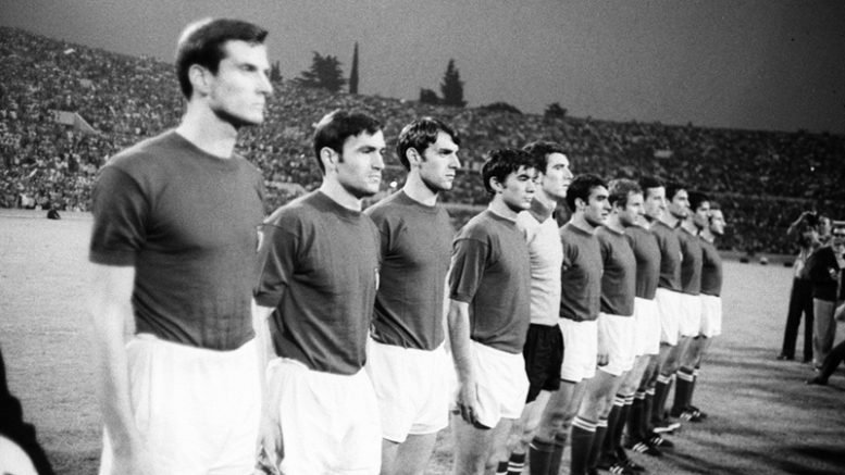European Championship History
