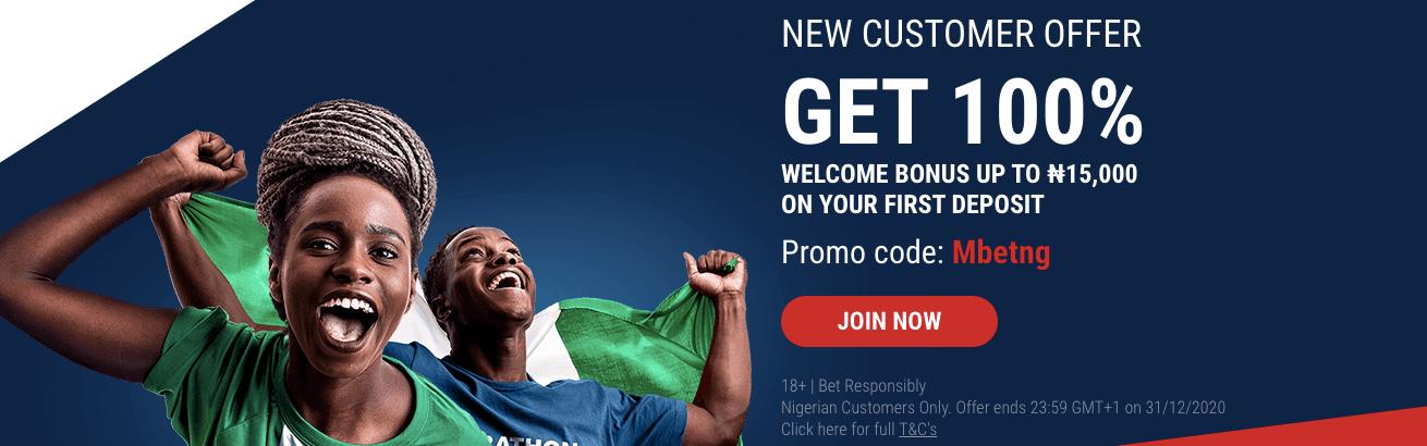 Marathonbet Welcome Bonus