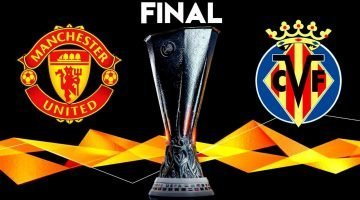 uefa europa league final manchester united vs villarreal