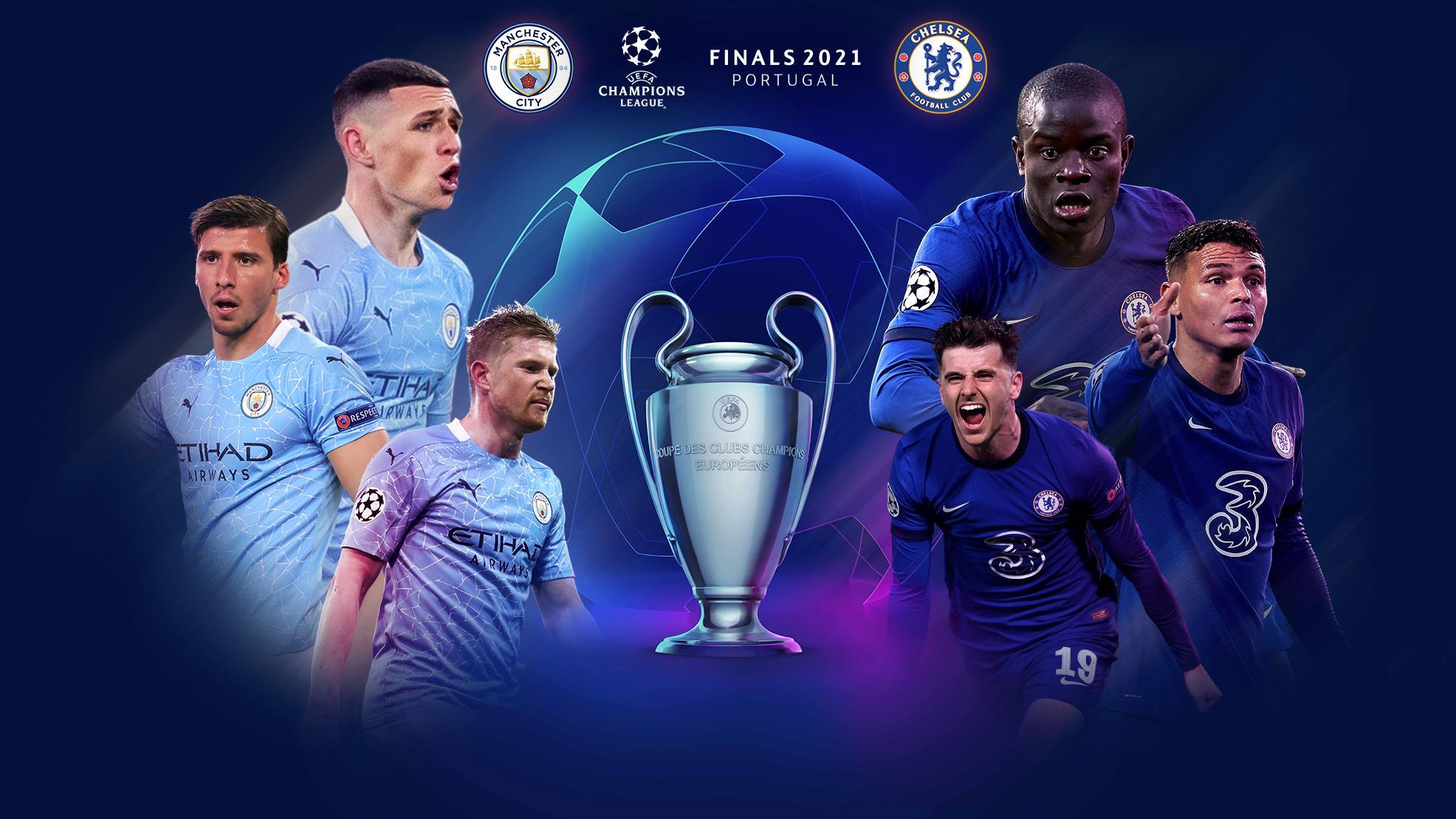 UEFA Champions League Final: Chelsea vs. Manchester City