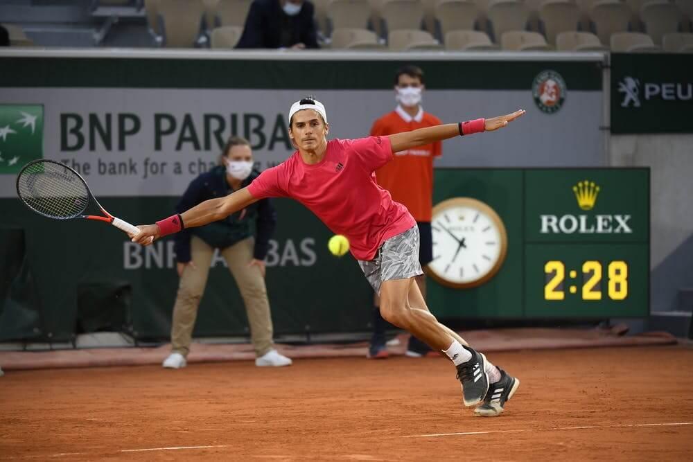 comprehending tennis