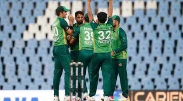 4th T20I pakistan stutter and stumble but secure series winn