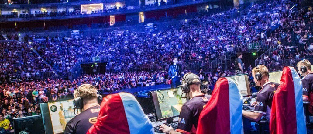 esports live betting and live streaming