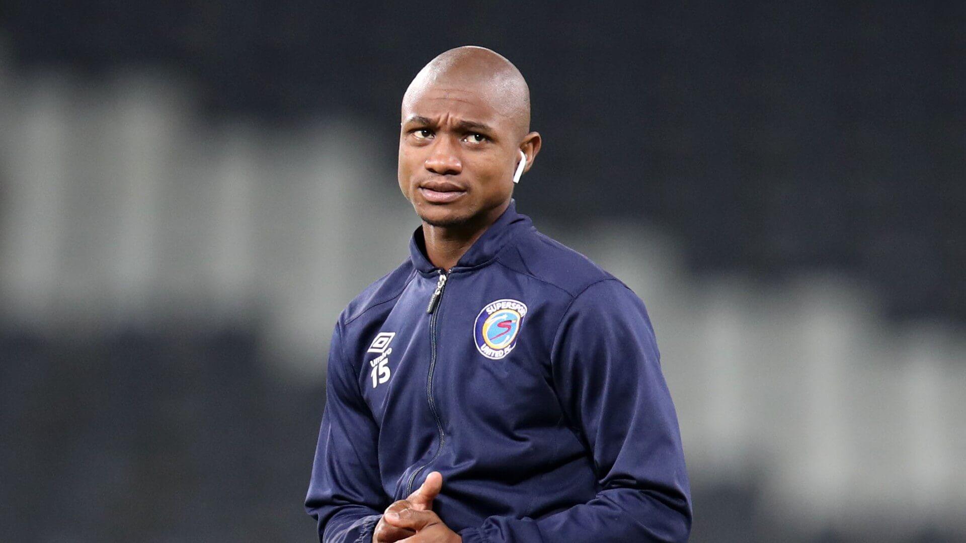 former orlando pirates winger thabo qalinge unvailled as new amazulu fc player