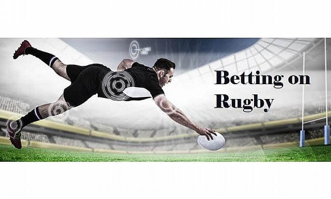 online betting on rugby matches