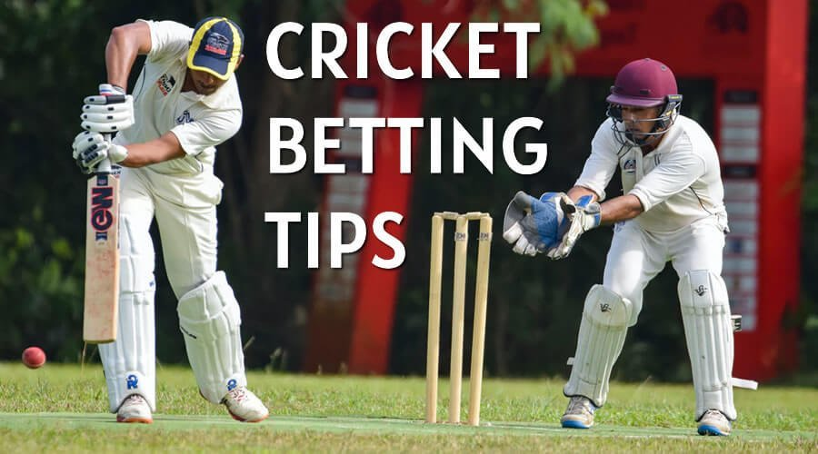 online cricket betting tips and strategies